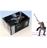 One Piece - Dramatic Showcase Stagione 07 Part 02 Dracule Mihawk (Altezza 15 Cm)