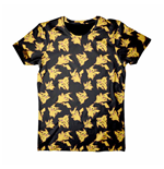 Pokemon - Pikachu Allover Print (T-SHIRT Unisex )