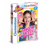 Puzzle 104 Pz  - Soy Luna - Let's Make Random Faces!