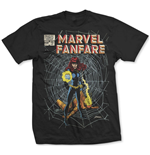 T-shirt Marvel Fanfare 246379
