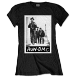 T-shirt Run DMC Paris Photo