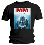 T-shirt Ghost Papa Jaws