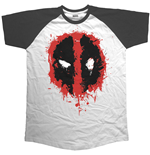 T-shirt Marvel Superheroes Splat Icon