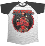 T-shirt Marvel Superheroes Crossed Arms