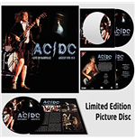 Vinile Ac/Dc - Live In Nashville August 8Th 1978 (Picture Disc)