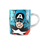Marvel - Captain America (Tazza Mini)