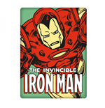 Magnete in Metallo Marvel - Iron Man