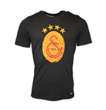 T-shirt Galatasaray 2016-2017 (Nero)