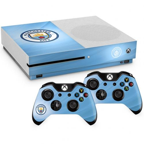 Cover Skin Xbox One Manchester City