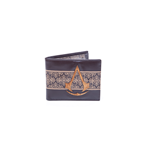Assassin'S Creed Movie - Bifold Wallet With Wooden Crest (Portafoglio)