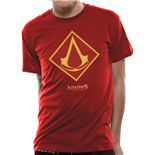 Assassins Creed Movie - Red Icon (T-SHIRT Unisex )