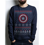 Civil War - Ca Fair Isle Crew (felpa Unisex )