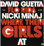 Vinile David Guetta - Where Them Girls At Maxi