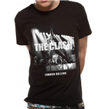 T-shirt The Clash - Calling Photo