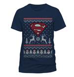T-shirt Superman - Reindeer & Snowman