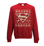 Felpa Superman - Fair Isle