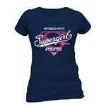 T-shirt Supergirl - Athletics