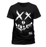 T-shirt Suicide Squad - Skull