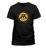 T-shirt Harry Potter - Ministry Crest