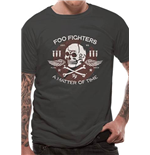 T-shirt Foo Fighters - Matter Of Time