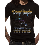 T-shirt Deep Purple - Space Truckin