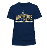 T-shirt Adventure Time - Collegiate