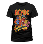 T-shirt AC/DC - Are You Ready