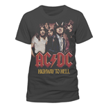 T-shirt AC/DC - H2H Photo