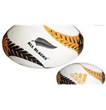 All Blacks Pallone Ufficiale Gold