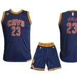 Cleveland Cavaliers Mini Kit James Blu