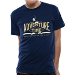 Adventure Time - Collegiate (T-SHIRT Unisex )