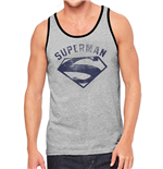 Canotta Superman - Washed Logo