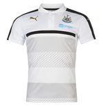 Polo Newcastle United 2016-2017 (Bianco)