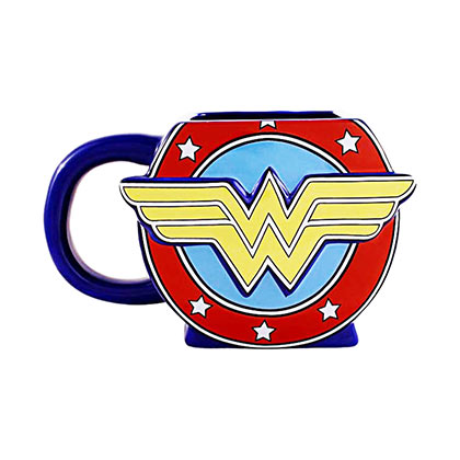 Tazza Wonder Woman