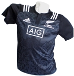 All Blacks Maglia Gara Maori Kid