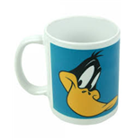 Looney Tunes - White Daffy Duck (Tazza)