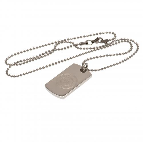 Dog Tag / Piastrina Manchester City 248000