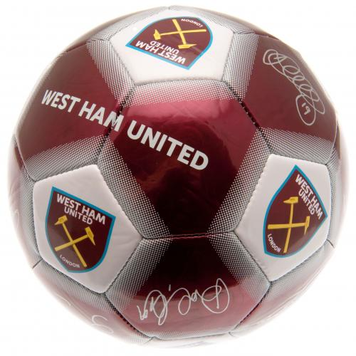 Pallone calcio West Ham United 248005