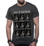 T-shirt Dc Originals - Moods Of Batman