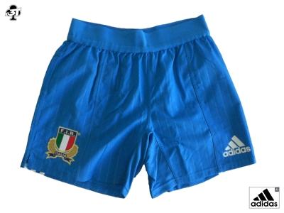 pantaloncini adidas rugby italia
