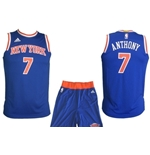 New York Knicks MINI-KIT Anthony Azzurra