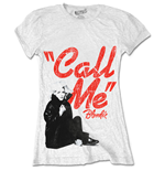 T-shirt Blondie Call Me