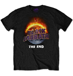T-shirt Black Sabbath The End
