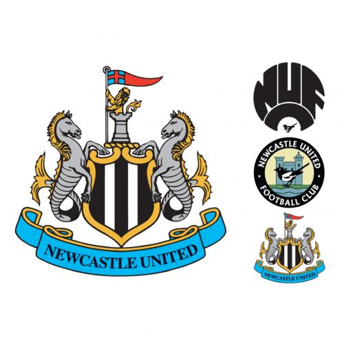 Sticker murali Newcastle United 248158