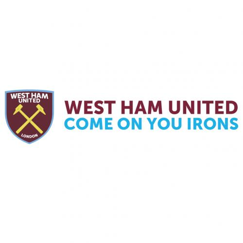 Sticker murali West Ham United 248159