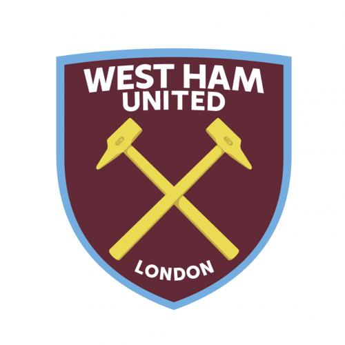 Sticker murali West Ham United 248160