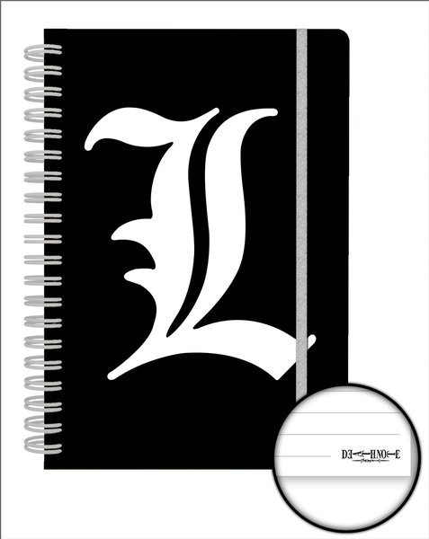 Notebook A5 Death Note