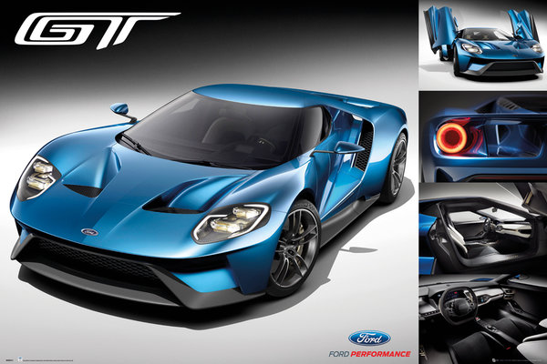 Poster Ford 248355