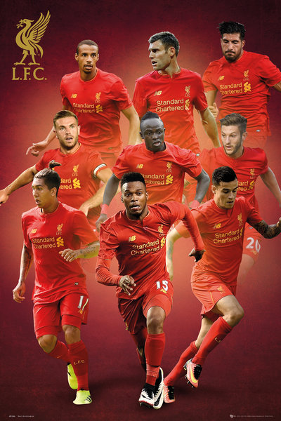 Poster Liverpool 248419