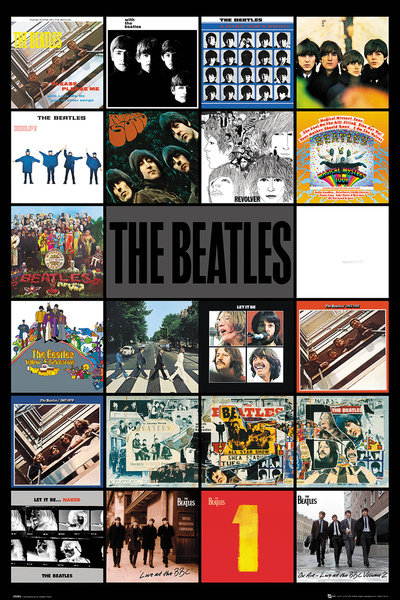 Poster The Beatles 248556